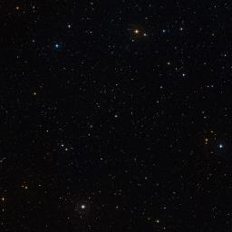 Wikisky image of area around 3c305